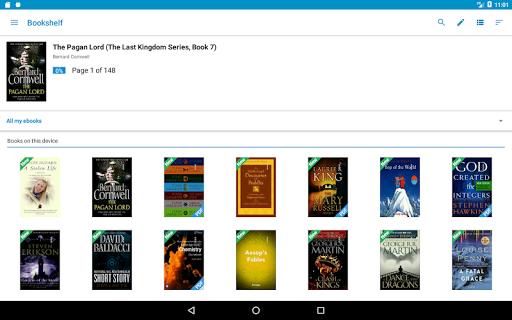 Ebook Reader 5.0.20 Screenshots 7