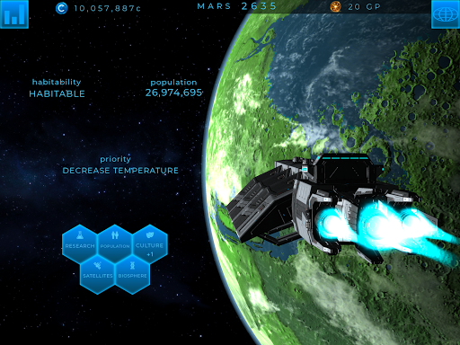 TerraGenesis - Space Settlers 5.18 screenshots 11