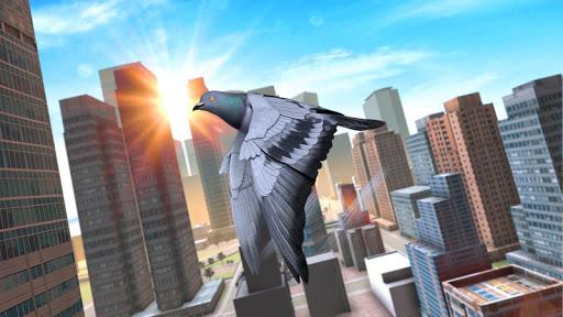 Wild Pigeon Bird City Simulator  Screenshots 3