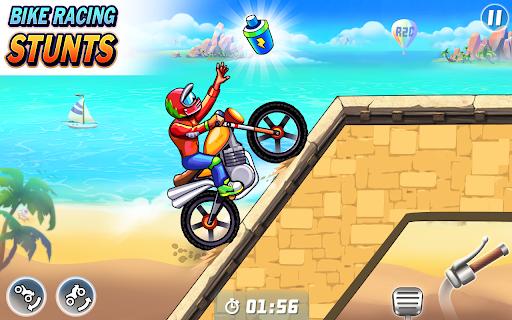 Bike Racing Multiplayer Games: New Dirt Bike Games  screenshots 1