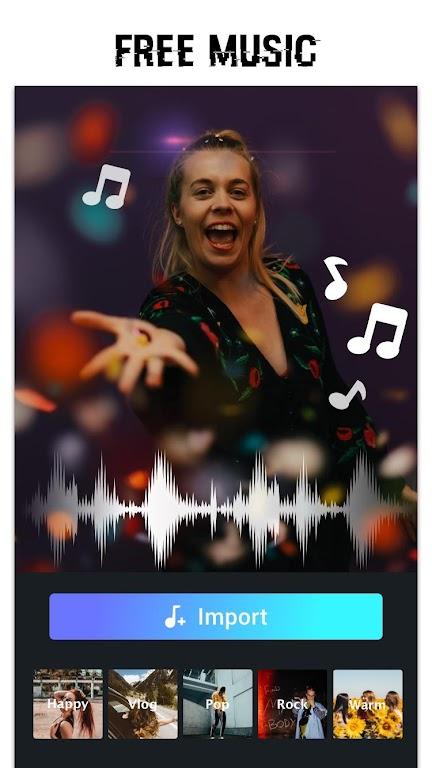 Glitch Photo Editor & Glitch Video Effect poster 2