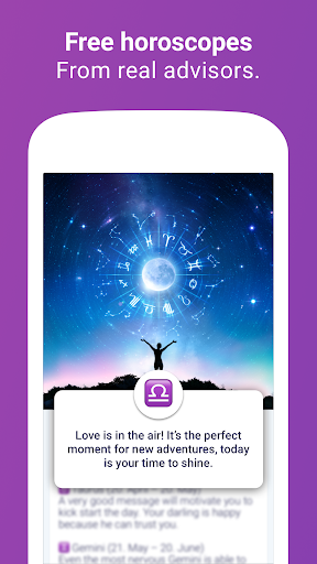 fortunica - Psychic, Love and Tarot Readings 8.6.1 screenshots 2