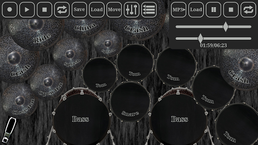 Drum kit metal apkdebit screenshots 2