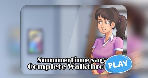 Summertime Saga Mod APK [Unlocked, Updated Version] – Prince APK 3