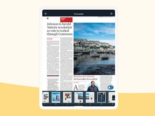CAFEYN u2013 Online magazine subscriptions 4.10.2 Screenshots 12