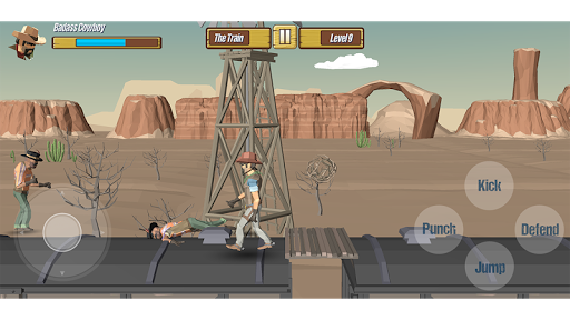 Polygon Street Fighting: Cowboys Vs. Gangs 1.33 screenshots 2