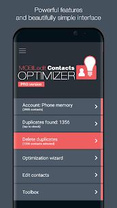 Contacts Optimizer MOD Apk 6.1.4 (Unlocked) 1