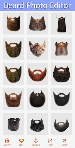Beard Photo Editor 1.3 Screenshots 1