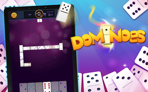 Dominoes - Offline Free Dominos Game apktram screenshots 19