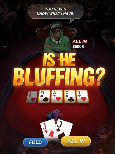 Holdem or Foldem - Poker Texas Holdem 1.3.0 Screenshots 8