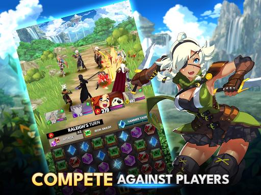 Starsteel Fantasy - Puzzle Combat  screenshots 18