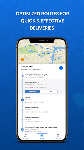 Zeo Route Planner - Fast Multi Stop Optimization 6.8 Screenshots 16