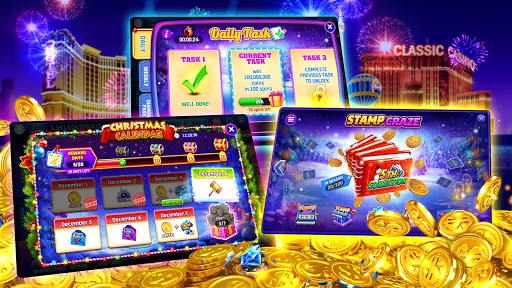 Classic Slots-Free Casino Games & Slot Machines  screenshots 8