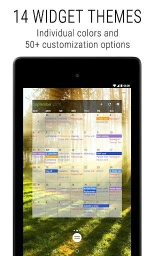 Business Calendar 2 - Agenda, Planner & Widgets 2.41.4 Screenshots 21