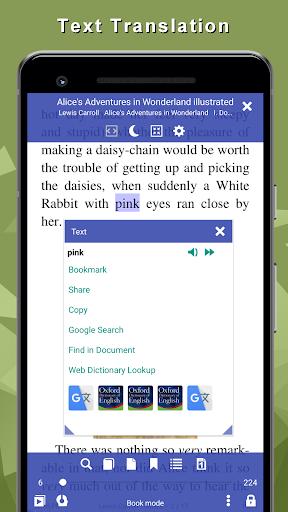 EPUB Reader for all books you love  Screenshots 9