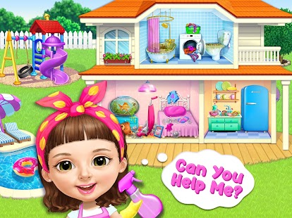 Sweet Baby Girl Cleanup 5 - Messy House Makeover Screenshot