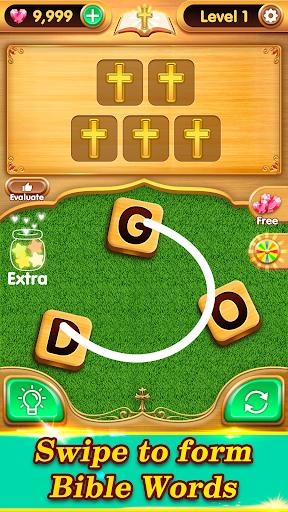 Bible Word Puzzle - Free Bible Word Games 2.13.0 screenshots 1