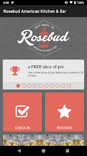 Rosebud American Kitchen Bar Apps On Google Play