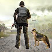 US Police Dog Chase