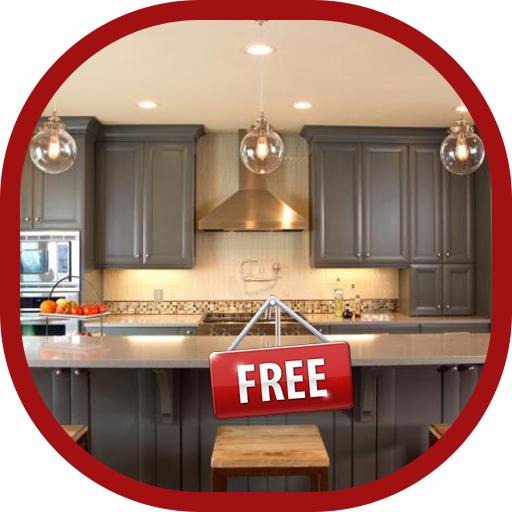 Minimalist Kitchen Cabinet Idea Apl Di Google Play