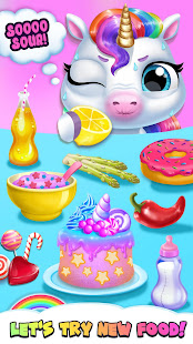 My Baby Unicorn - Virtual Pony Pet Care