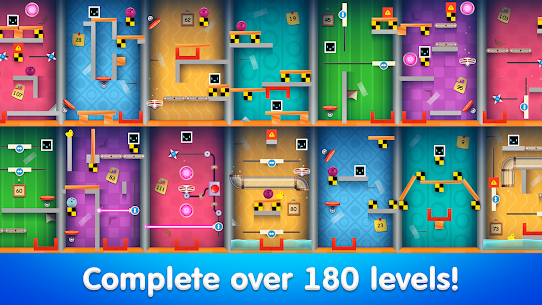 Heart Box – free physics puzzles game 0.2.34 Apk + Mod 4