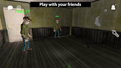 Asylum77 - Multiplayer Horror Escape  screenshots 8