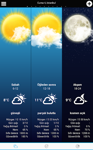 Weather for Turkey modavailable screenshots 10