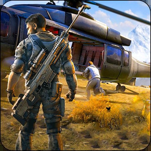 Real Commando Shooting Games- Free Adventure Games