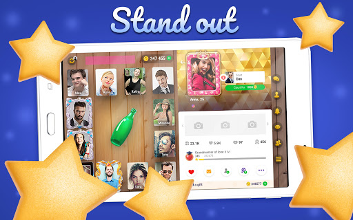 Kiss Me: Spin the Bottle for Dating, Chat & Meet 1.0.40 screenshots 10