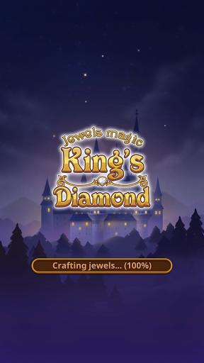 Jewels Magic : Kingu2019s Diamond 21.0621.09 screenshots 8
