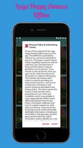 dj sambal terasi remix happy asmara 2020 offline screenshot 2