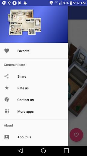 3d Home designs layouts 9.7 Screenshots 5