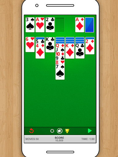 SOLITAIRE CLASSIC CARD GAME 1.5.15 screenshots 8