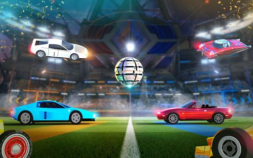 Rocket Car Soccer league - Super Football 1.7 Screenshots 4