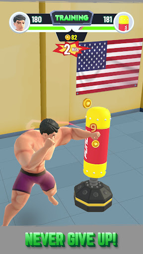 Gym Life 3D! - Idle Workout Simulator Game  screenshots 4