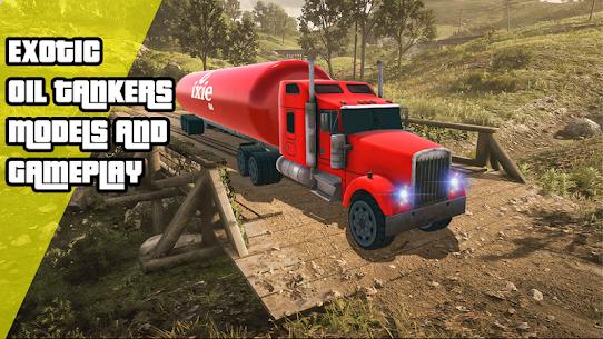 Oil Tanker Truck Driving Simulation Games 2020 5