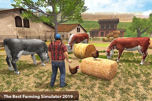 Organic Tractor Farming SIM: Mega Harvesting 3.0.3 screenshots 5