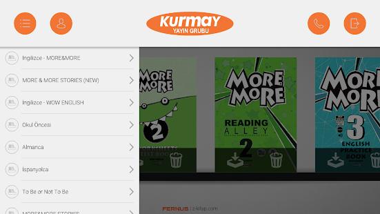 Kurmay Mobil Ku00fctu00fcphane 2.3.21 Screenshots 3