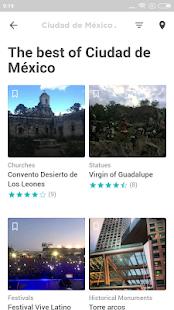 Ciudad de México Travel Guide in English with map