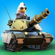 PvPets: Tank Battle Royale