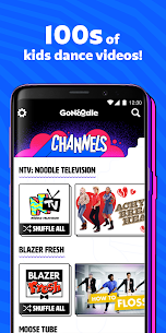 Free GoNoodle – Kids Videos 5