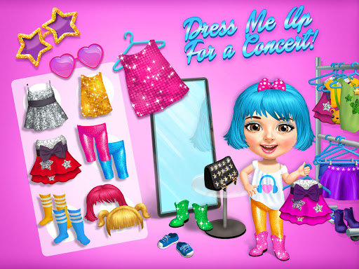 Sweet Baby Girl Pop Stars - Superstar Salon & Show 3.0.10004 screenshots 12