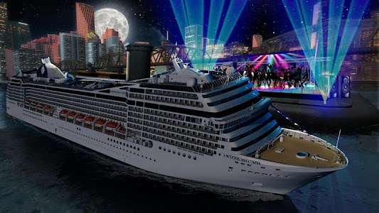 Big Cruise Ship Games Passenger Cargo Simulator 2.4
