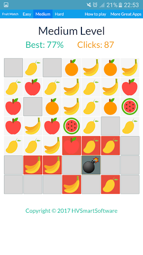 Fruit Match For PC Windows (7, 8, 10, 10X) & Mac Computer Image Number- 9