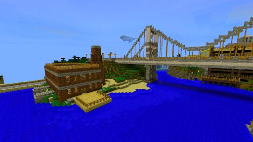 3D Lucky Craft : Crafting House Building Games 5.3.7 Screenshots 5