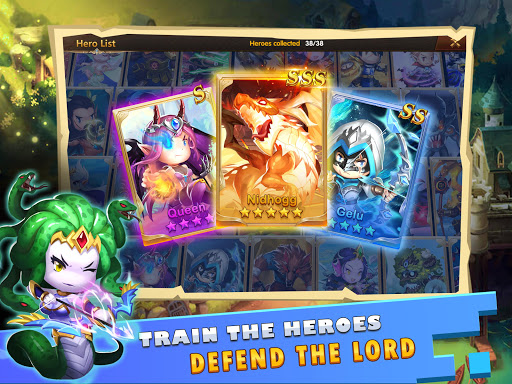 Lords Watch: Tower Defense RPG 1.2.7 screenshots 9