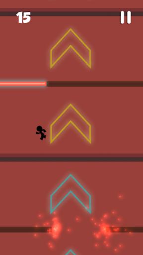 Stickman Jumper Blast  screenshots 4