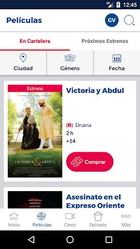 Cineplanet Peru00fa screenshots 8