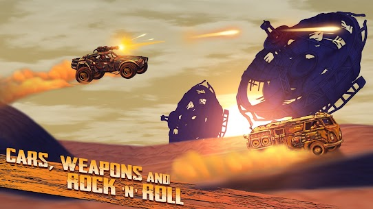Road Warrior: Combat Racing MOD APK 1.3.1 (Ads Free) 12